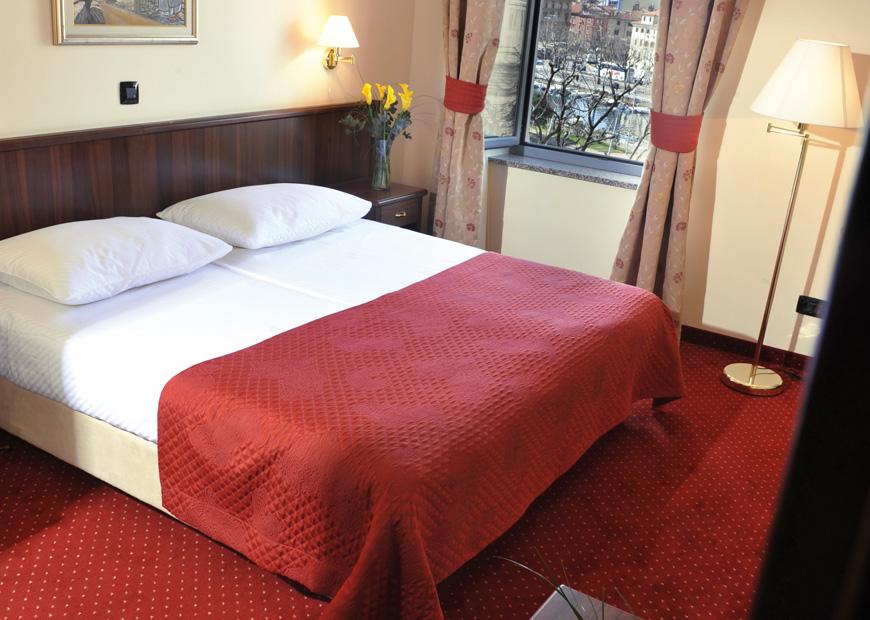 Standard dvokrevetna soba hotel Continental