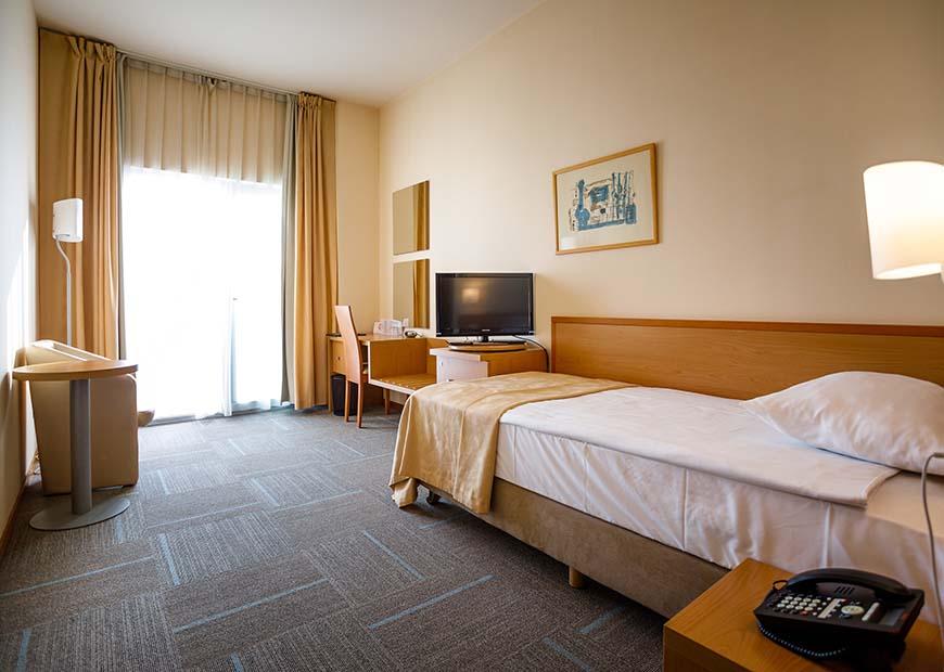 Superior jednokrevetna soba hotel Jadran