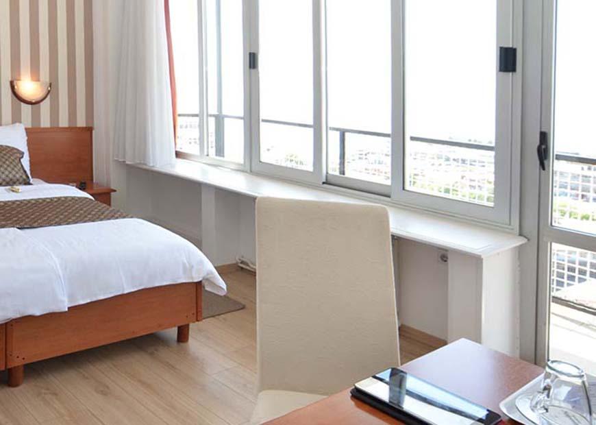 Antialergijska jednokrevetna soba hotela Neboder