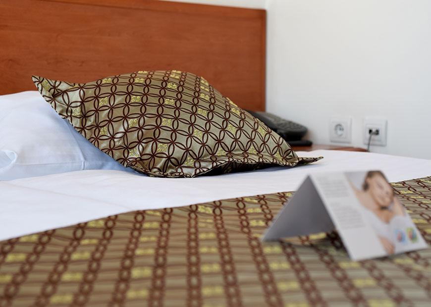 Jednokrevetna standard soba hotel Neboder